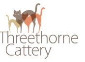 Threethorne Cattery Logo